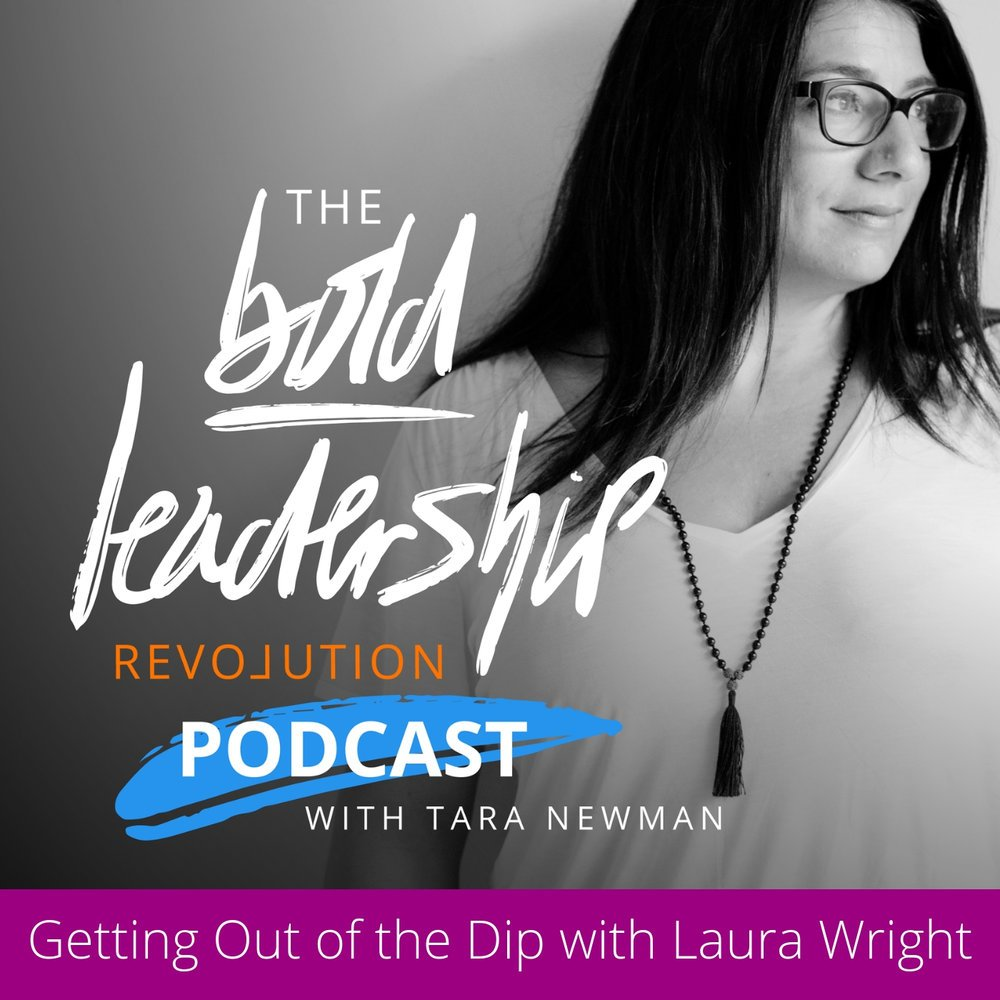 GettingOutoftheDipwithLauraWright