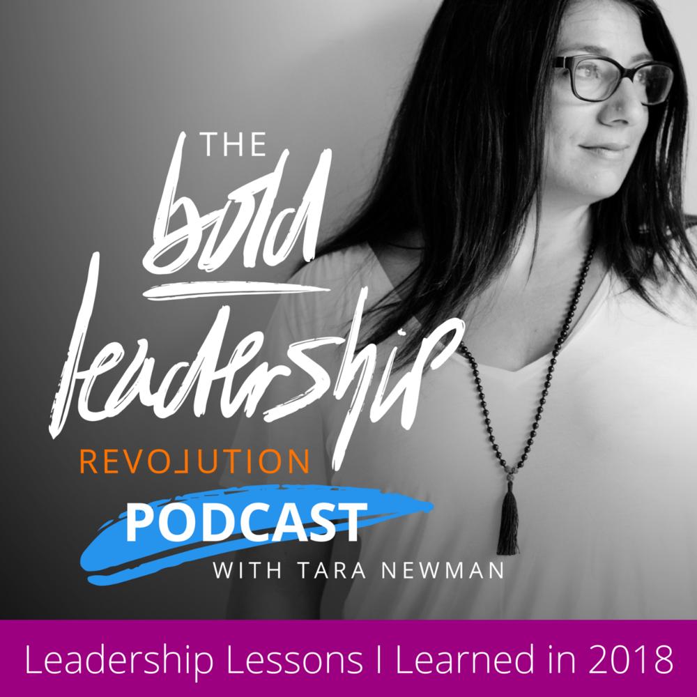 LeadershipLessonsILearnedin2018