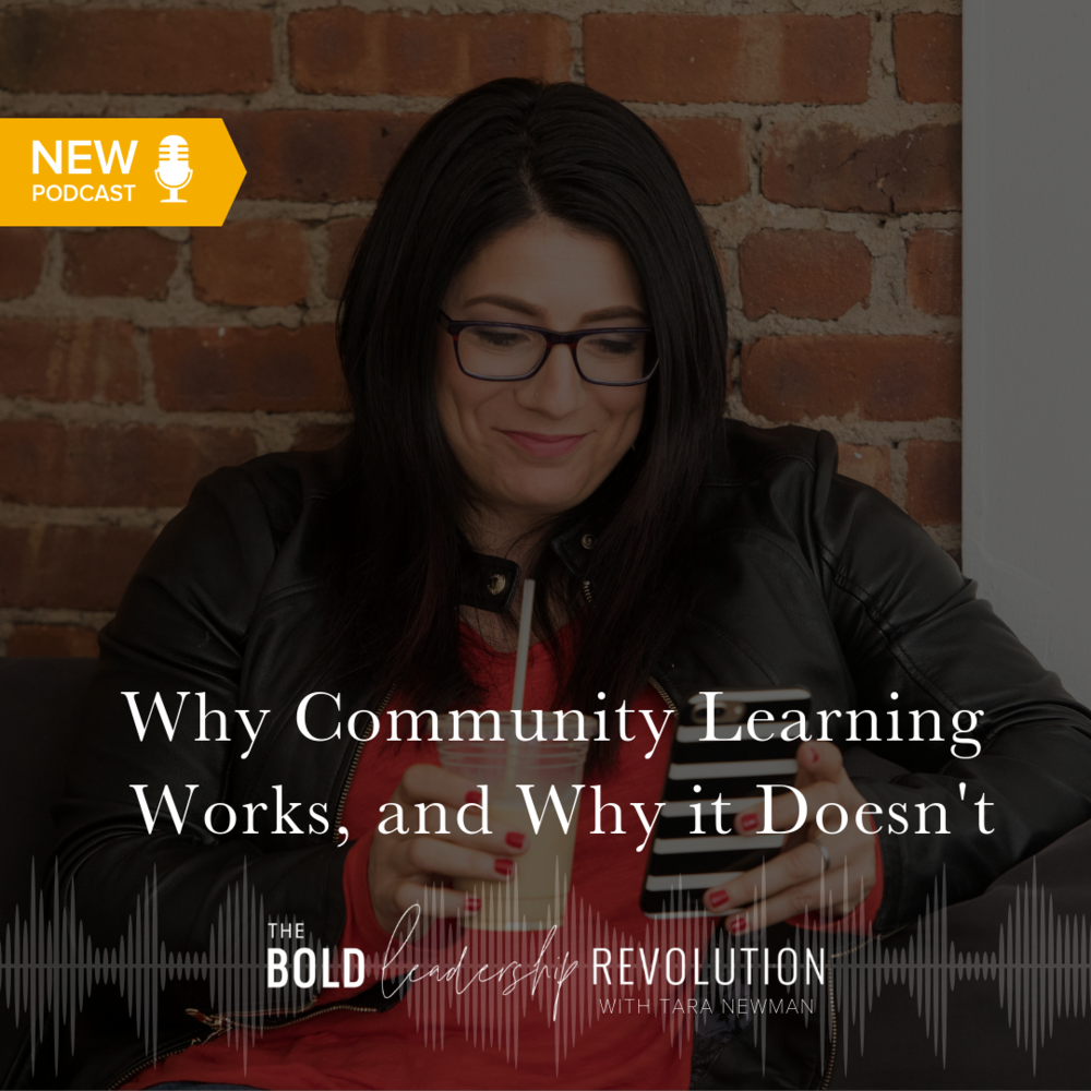 WhyCommunityLearningWorksandWhyitDoesnt