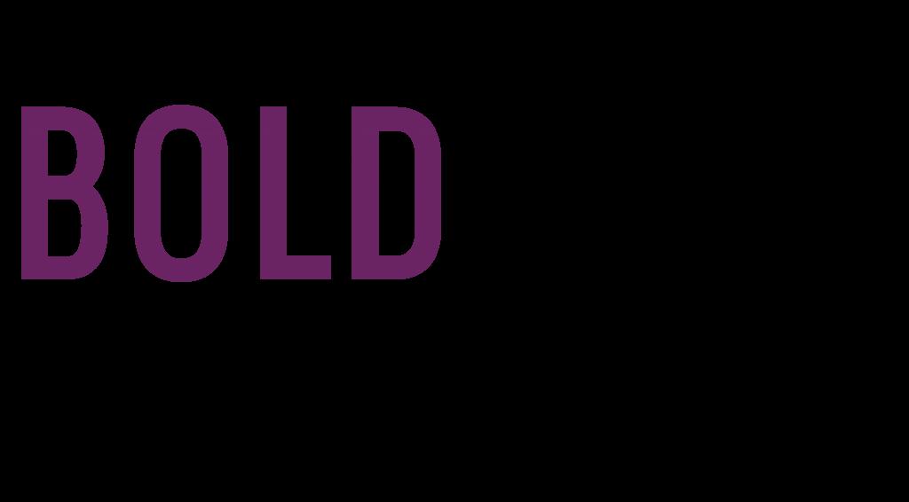 bold leadership revolution color logo